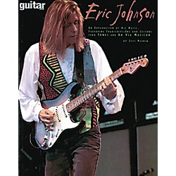 Hal Leonard Guitar School Eric Johnson Book (695002)