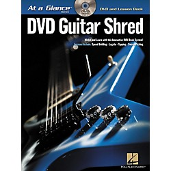 Hal Leonard Guitar Shred At a Glance Series (Book/DVD) (696020)