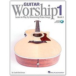 Hal Leonard Guitar Worship - Method 1 (Book/CD) (695681)