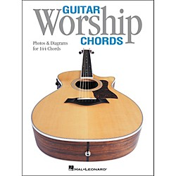 Hal Leonard Guitar Worship Chords (Guitar Worship Method Series) Book (696462)