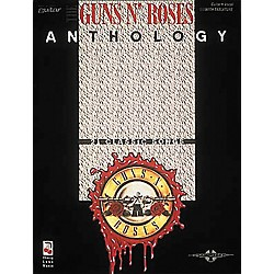 Hal Leonard Guns N' Roses Anthology Guitar Tab Book (2501242)