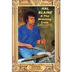 Hal Leonard Hal Blaine And The Wrecking Crew - Story Of The World's Most Recorded Musician (332962)