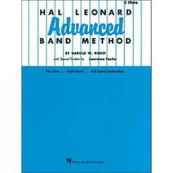 Hal Leonard Hal Leonard Advanced Band Method - C Flute (6600700)