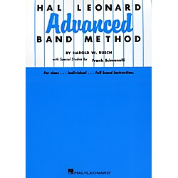 Hal Leonard Hal Leonard Advanced Band Method B Flat Cornet & Trumpet (6606900)