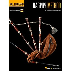 Hal Leonard Hal Leonard Bagpipe Method Book/CD (102521)