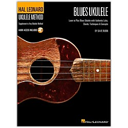 Hal Leonard Hal Leonard Blues Ukulele Method - Book/CD (696617)