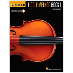 Hal Leonard Hal Leonard Fiddle Method Book 1 Book/CD (311416)