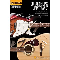 Hal Leonard Hal Leonard Guitar Method - Guitar Setup & Maintenance in Full Color (697427)