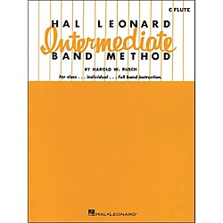 Hal Leonard Hal Leonard Intermediate Band Method For C Flute (6400700)