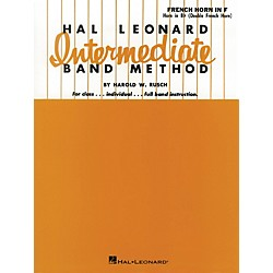 Hal Leonard Hal Leonard Intermediate Band Method French Horn In F (6410700)