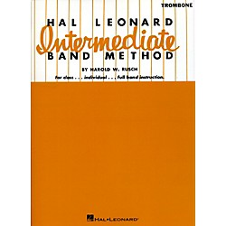 Hal Leonard Hal Leonard Intermediate Band Method Trombone (6411700)