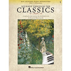 Hal Leonard Hal Leonard Piano Repertoire - Journey Through The Classics Book 1 Elementary (296870)