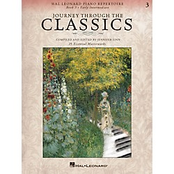 Hal Leonard Hal Leonard Piano Repertoire Series - Journey Through The Classics Book 3 Early Intermediate (296872)
