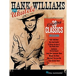 Hal Leonard Hank Williams For Ukulele (704135)