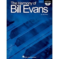 Hal Leonard Harmony Of Bill Evans - Volume 1 (Book/CD Edition) (117321)