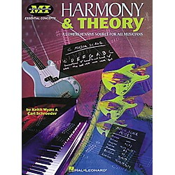 Hal Leonard Harmony and Theory (695161)