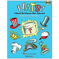 Hal Leonard Hats! - A Musical That Celebrates What's Underneath! Teacher/Singer CD-ROM (9971721)
