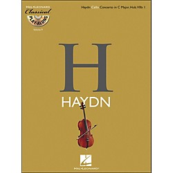 Hal Leonard Haydn: Cello Concerto In C Major, Hob. Viib: 1 Classicalplay-Along Book/CD Vol. 9 (842349)