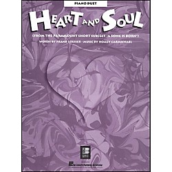 Hal Leonard Heart And Soul Piano Duet From A Song Is Born (353178)