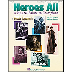 Hal Leonard Heroes All-A Musical Salute to Champions Teacher Edition (9970276)