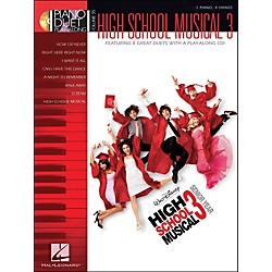 Hal Leonard High School Musical 3 - Piano Duet Play-Along Volume 35 (CD/Pkg) (290582)