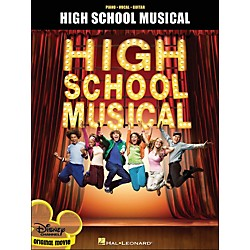 Hal Leonard High School Musical From The Hit Disney Channel Original Movie arranged for piano, vocal, and guitar (313329)