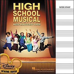 Hal Leonard High School Musical Manuscript Paper (210111)