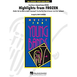 Hal Leonard Highlights from Frozen - Young Concert Band Level 3 (4003804)