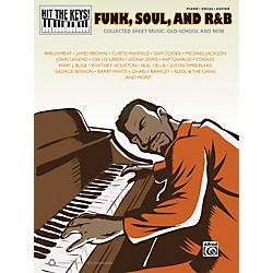 Hal Leonard Hit the Keys! Funk, Soul, and R&B Piano/Vocal/Guitar Book (322407)