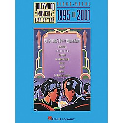 Hal Leonard Hollywood Musicals Year by Year - 1995 to 2001 Piano/Vocal/Guitar Songbook (310747)