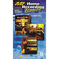Hal Leonard Home Recording Basics (VHS Video) (695655)