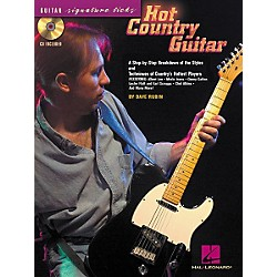 Hal Leonard Hot Country Guitar (Book/CD) (695580)
