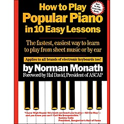 Hal Leonard How To Play Popular Piano In Ten Easy Lessons (331241)