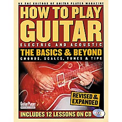 Hal Leonard How to Play Guitar - 2nd Edition (Book/CD) (330839)