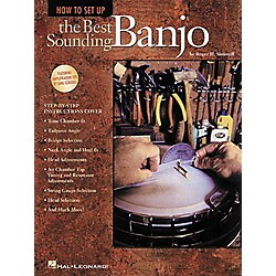 Hal Leonard How to Set Up the Best Sounding Banjo Book (330367)
