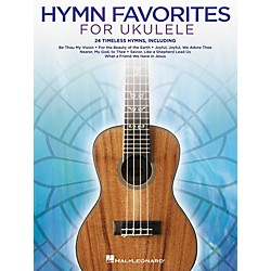 Hal Leonard Hymn Favorites For Ukulele (701765)