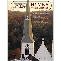 Hal Leonard Hymns With 3 Chords E-Z Play 65 (100217)