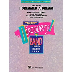 Hal Leonard I Dreamed A Dream (From Les Miserables) Discovery Concert Band Level 1.5 (8725305)