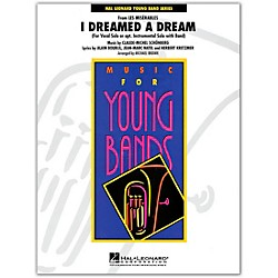 Hal Leonard I Dreamed A Dream Band Set & Score (04001205)