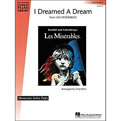 Hal Leonard I Dreamed A Dream Level 5 Showcase Solo Hal Leonard Student Piano Library by Fred Kern (296678)