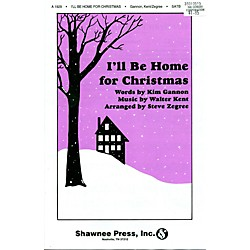 Hal Leonard I'll Be Home For Christmas SATB (35010523)