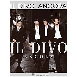 Hal Leonard Il Divo Ancora arranged for piano, vocal, and guitar (P/V/G) (306791)