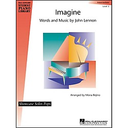 Hal Leonard Imagine Intermediate Level 5 Showcase Solos Pops Hal Leonard Student Piano Library (296402)