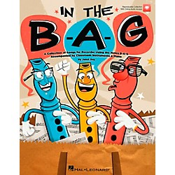 Hal Leonard In The B-A-G (BAG) - Collection of Songs for Recorder Using the Notes B-A-G, A Book/CD (9971396)