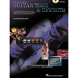 Hal Leonard Introduction to Guitar Tone and Effects (Book/CD) (695766)