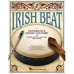 Hal Leonard Irish Beat Teacher Book/Enhanced CD (115645)