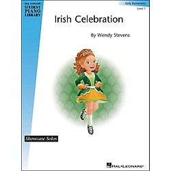 Hal Leonard Irish Celebration - Showcase Solos Early Elementary Level 1 Hal Leonard Student Piano Library (296803)
