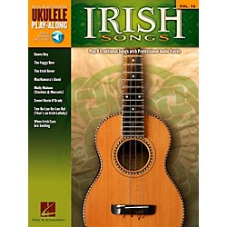 Hal Leonard Irish Songs - Ukulele Play-Along Volume 18 Book/CD (703086)