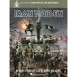 Hal Leonard Iron Maiden - A Matter of Life and Death Songbook (690887)