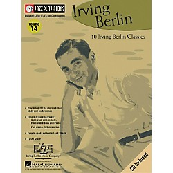 Hal Leonard Irving Berlin - Jazz Play Along Volume 14 Book with CD (843007)